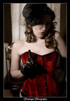 Miss La Muse III by pendragon93