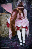 Lolita Cosplay by pendragon93