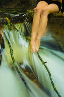 Rushing water by pendragon93