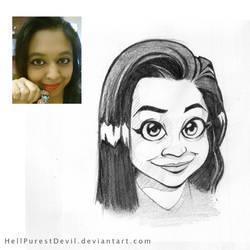 Free Sketches 9 by HellPurestDevil