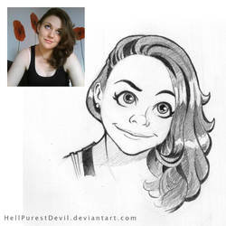 Free Sketches 11 by HellPurestDevil