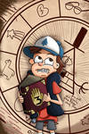 Dipper Pines by ronaldhennessy