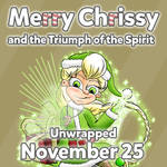 Merry Chrissy 3 Release Date by ronaldhennessy