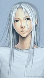 Blue Eyes by anikakinka