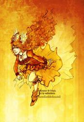 Give Me the Sun by anikakinka