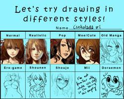PIXIV style meme by anikakinka