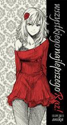 Rose Margie by anikakinka