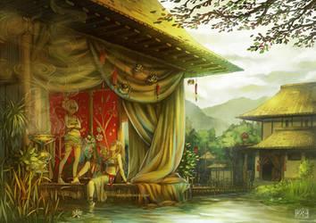 Water Temple 2012 by anikakinka