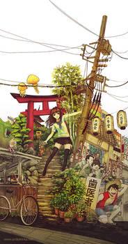 Impressions from Japan by anikakinka