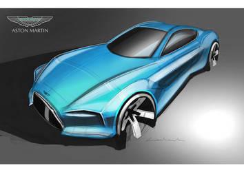 Aston Martin by M-Lasta