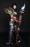 Diablo III Wizard Cosplay by emilyrosa