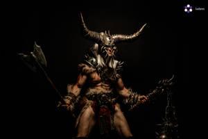 Barbarian Cosplay - Diablo III by emilyrosa