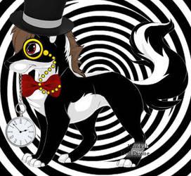 Mistress of Hypnosis Fox Form by SwirlyEyesHypnotize
