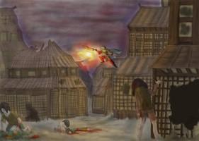 Imaginarium 15 : Haku by Khelian-Elfinde