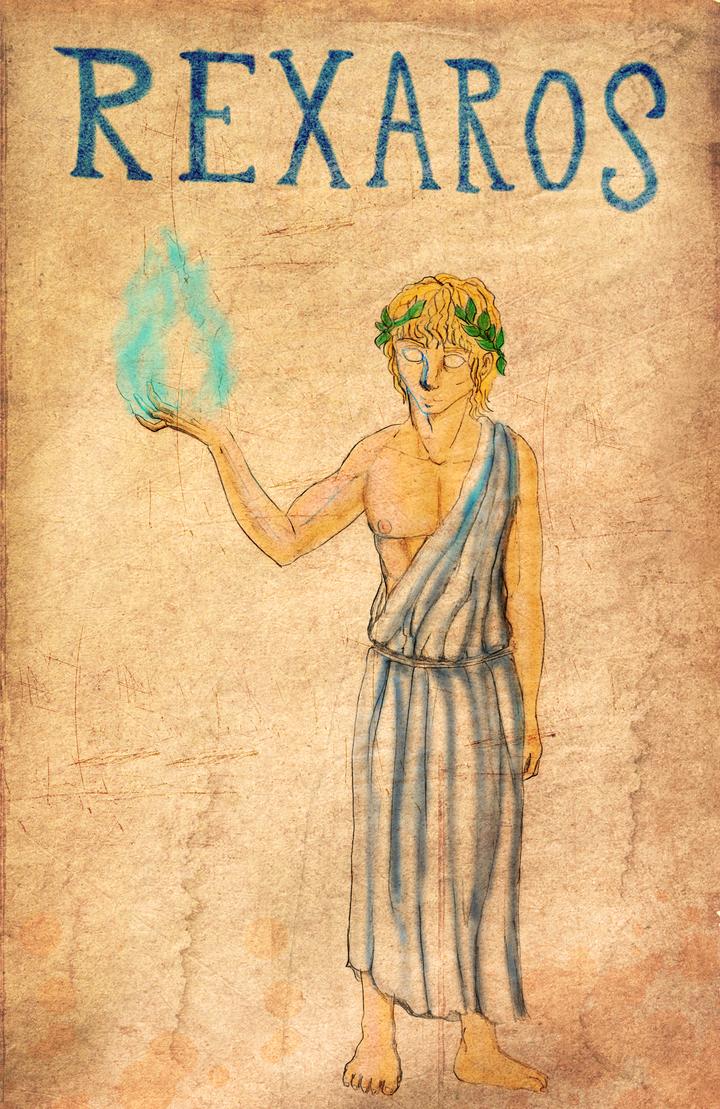 Imaginarium 20 : Rexaros by Khelian-Elfinde