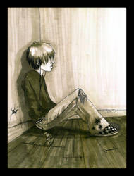 Emo Kid by morosemordant