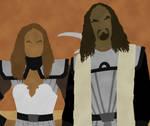 Klingons by RiseofDarkFire
