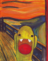 The Screech by Nissie