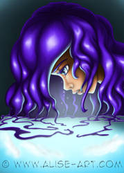 Reflection by Alise-Art