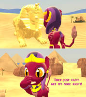 [SFM] The Sphinx Nose All by red4567-2