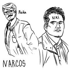 Narcos by Jellybam92