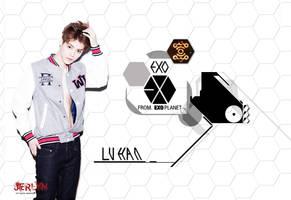 EXO - Luhan by jerlyn92