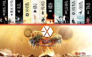 EXO by jerlyn92