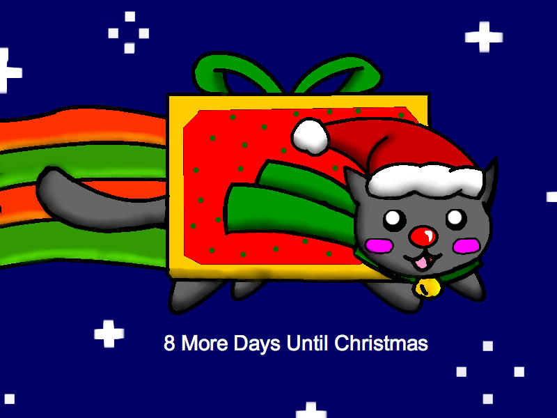 8 More Days Until Christmas 2011 by still-a-fan ...