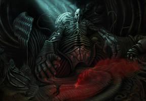 Prometheus by Dejano23