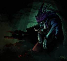 World Of Warcraft Troll by PandaFace