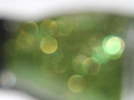green glitter one by snowmanjester