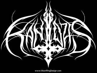 Kantozis-black-metal-usa-band-design-logo-artwork- by MOONRINGDESIGN