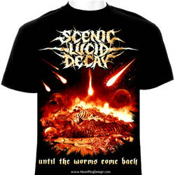 Scenic-lucid-decay-extreme-metal-usa-death-cover-t by MOONRINGDESIGN