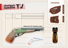 shotgun_remote by hrum