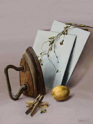 Iron And Lemon by hrum