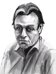 Hitchens by hrum