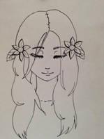 Girl by ZinniaKet