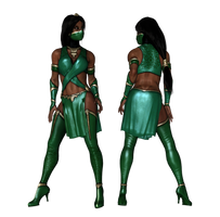 MKX: Jade Tournament by kennadyxkohai