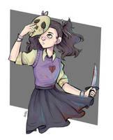 Violet-Serial murdere by Hestia1