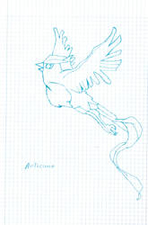 Pokemon 144 - Articuno by Yclan