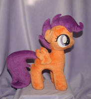 Scootaloo My Little Pony by Lavim