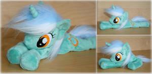 My Little Pony - Lyra  - Beanie Plush by Lavim