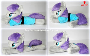 My Little Pony - Maud Pie -Handmade Beanie Plush by Lavim