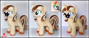 My Little Pony - OC : Lulubell by Lavim