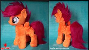 My Little Pony - Scootaloo by Lavim