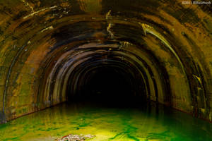 Church Hill Tunnel Richmond, Virginia by Bulephotography
