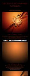 Vector-Wallpaper Tutorial Ger. by Tamilia