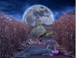 Moonrise by musiquelle