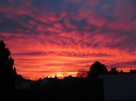 Sunset Brunswik by bormolino