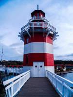 Rheinsberg Lighthouse by bormolino